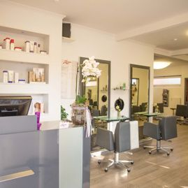 Creativ Hair Friseursalon Gnarrenburg Empfang